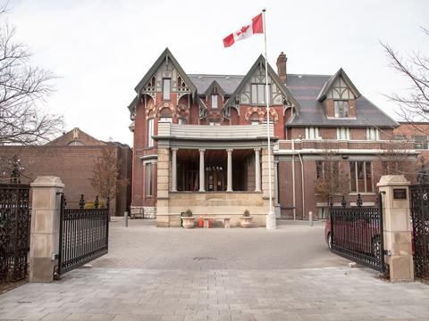 مدارس کانادا