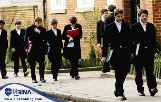 سيستم آموزش و پرورش انگلستان