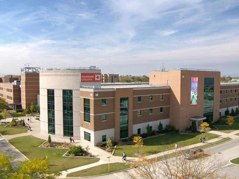 کالج های کانادا
