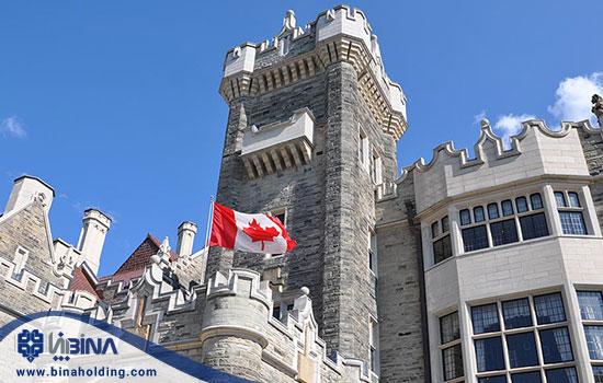 رشته معماری در کشور کانادا